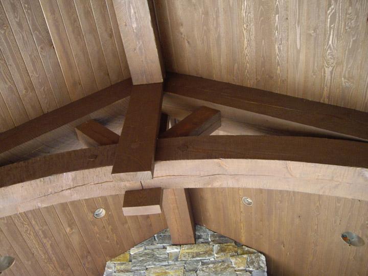 Premium Douglas Fir Timbers & Rough Lumber from McIlvain